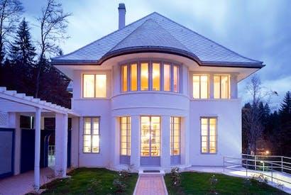 La Maison Blanche: the house Le Corbusier built as a present for his parents