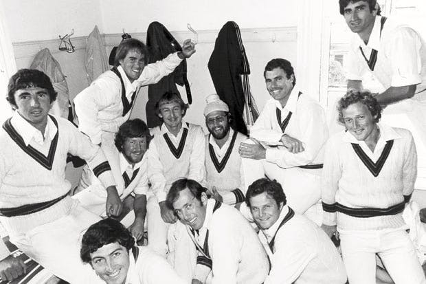 1977 Ashes