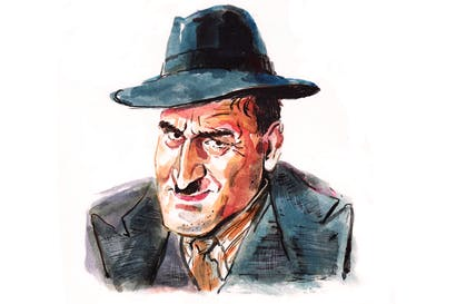 Henry Goodman by Dan Williams