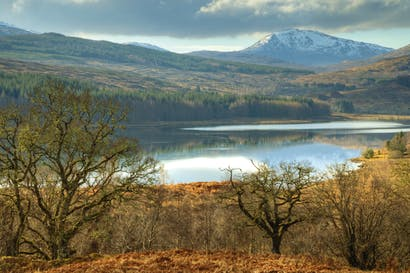 Proper walking country: the Cairngorms