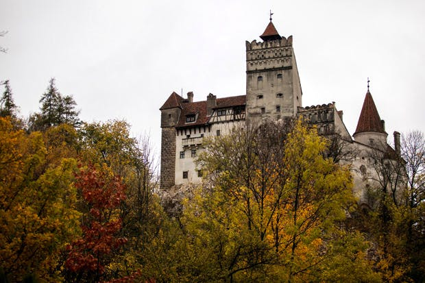 Bran Castle — but don't mention Dracula
