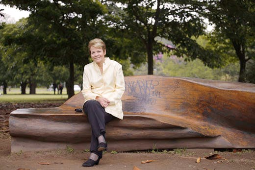 Marin Alsop, principal conductor of the São Paulo State Symphonic Orchestra (Photo: Nelson Antoine)