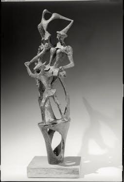 3. Estorick - Greco Study for the Monument to Pinocchio