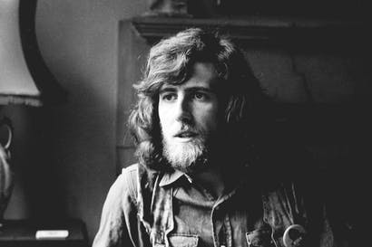 Graham Nash in London, 1970