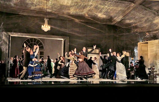 Opera2_A scene from Act II of Tchaikovsky's Eugene Onegin_Credit Ken Howard and Metropolitan Opera