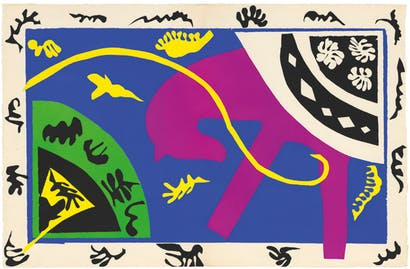 Unmissable: 'The Horse, the Rider and the Clown', 1943–4, by Matisse will go on show at Tate Modern in April