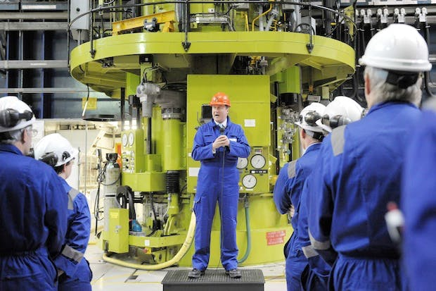 BRITAIN-FRANCE-CHINA-ENERGY-NUCLEAR-BUSINESS-EDF