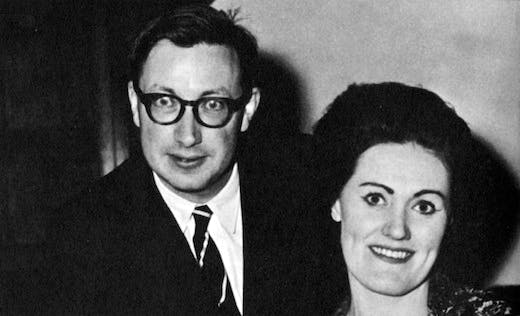 Edward Greenfield meets Joan Sutherland for the first time, 1960