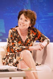 A brilliant turn: Imelda Staunton as Margaret in 'Good People'