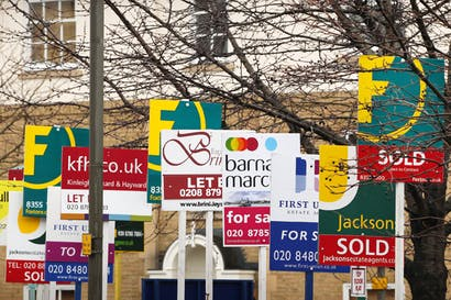One sympathises with agents to an extent: it's not entirely their fault that houses are so expensive