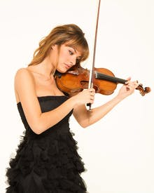 Nicola Benedetti: 'I feel entirely fortunate practically all the time'