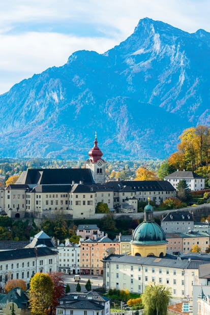 More than just a pretty place: Salzburg