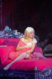 Barbie doll: Kristine Opolais as Manon