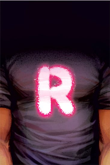 The Recognise T-shirt. Display solidarity, $18.70
