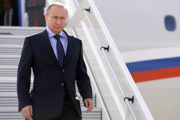How Vladimir Putin is waging war on the West – and winning