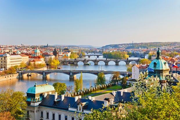 A literary city: Prague