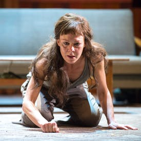 Terribly, terribly English: Helen McCrory as Medea