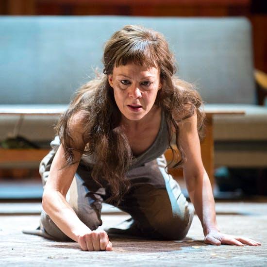Terribly, terribly English: Helen McCrory as Medea