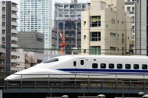 Shinkansen: one of the most powerful symbols of modern Japan