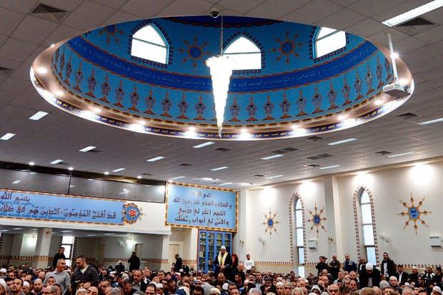 Oz Islam: Eid 2014, Lakemba Mosque, Sydney
