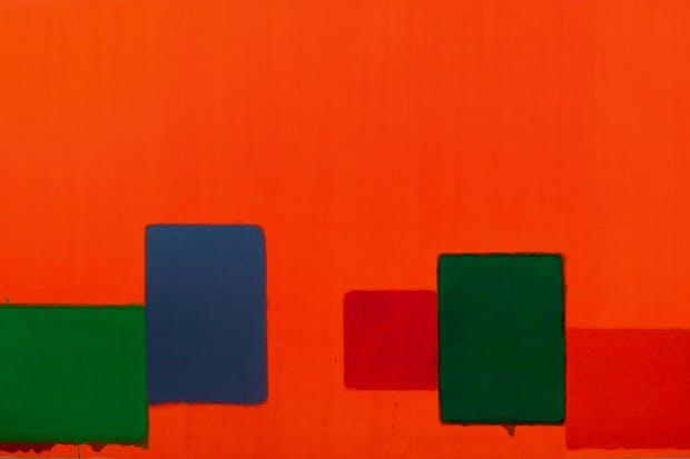 '14.11.65' by John Hoyland