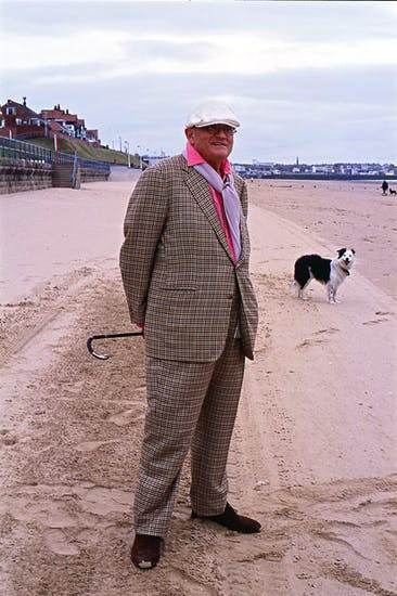 David Hockney, photographed by Christopher Simon Sykes