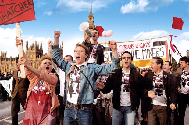 Whoop! The 1985 Gay Pride march through central London