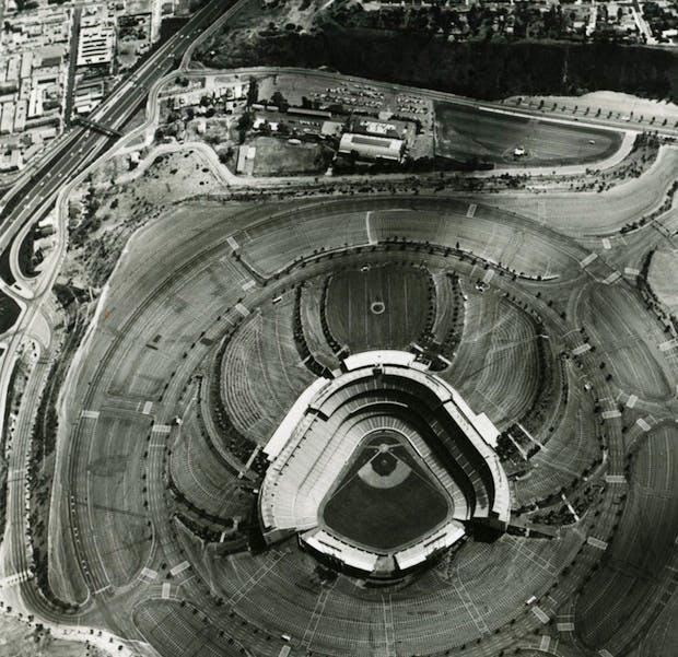 Ruscha Dodgers Stadium