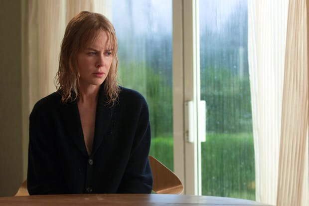 Identity crisis: Nicole Kidman in Before I Go to Sleep