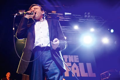 Consummately psychotic: Mark E. Smith of The Fall