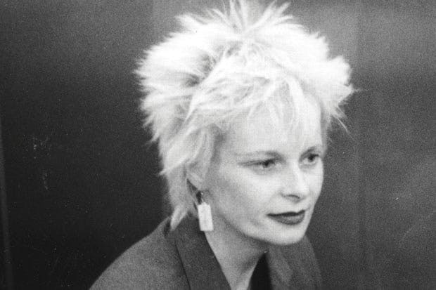 A determined mouth and far-reaching gaze: Vivienne Westwood in 1973