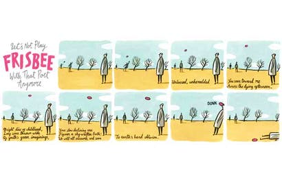 From Stephen Collins's Some Comics