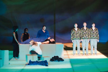 Too worthy? Peter Sellars's staging of John Adams's 'Gospel'