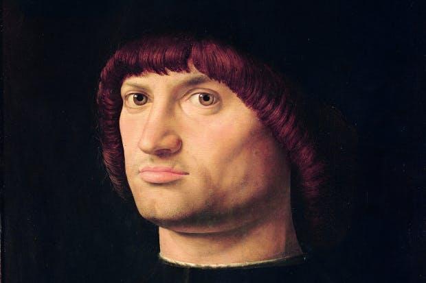 Antonello da Messina's 'Condottiere': the compelling face of a supremely confident man