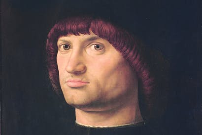 Antonello da Messina's 'Condottiere': the compelling face of a supremely confident man