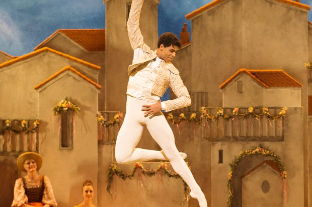 Sensual but not thrilling: Carlos Acosta as Basilio