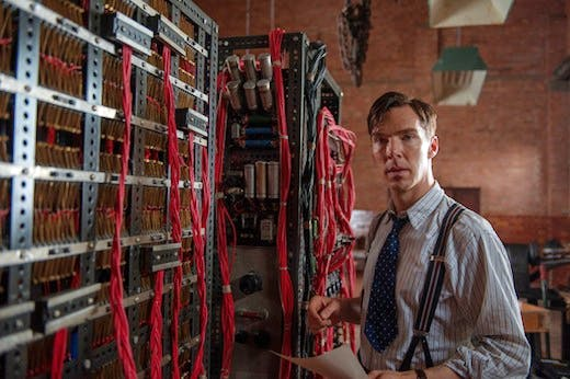 Benedict Cumberbatch stars as Alan Turing in The Imitation Game