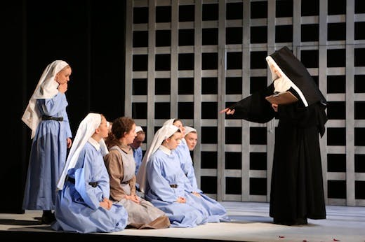 Suor Angelica Photo: Hana Zushi-Rhodes, Royal Academy of Music