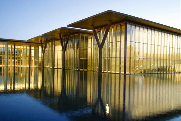 Culture, Texas style: Fort Worth Modern Art Museum