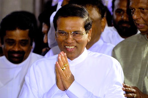 SRI LANKA-POLITICS-ELECTION