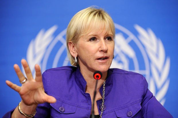 e58c2ba3b42 Sweden s feminist foreign minister has dared to tell the truth about ...