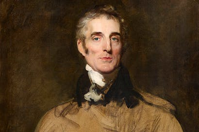 'Arthur Wellesley, 1st Duke of Wellington', 1829, by Sir Thomas Lawrence