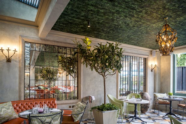 The Ivy Chelsea Garden Richard Caring Has Finally Built A Restaurant I Admire The Spectator Australia