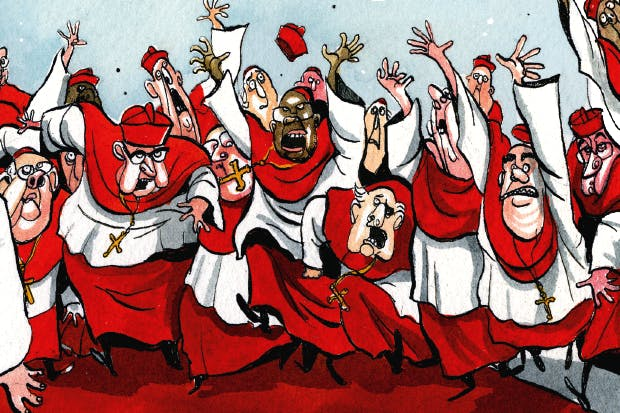 Why Pope Francis could be facing a Catholic schism | The