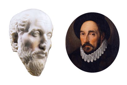 Plotinus and Michel de Montaigne are included in George Steiner's broad survey. His argument that we should elevate the pursuit of disinterested knowledge over the making of money is a familar one since classical times