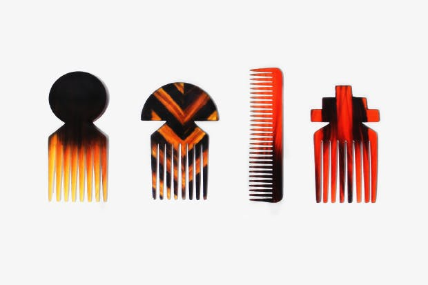 'Combs, Hair Highway', 2014, by Studio Swine
