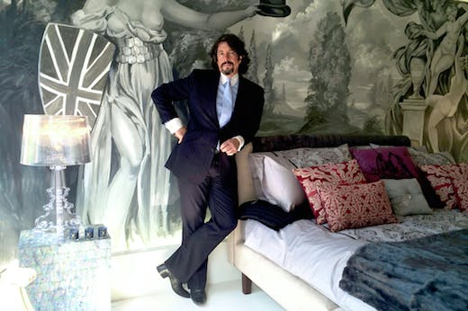 Laurence Llewelyn-Bowen: Cracking China