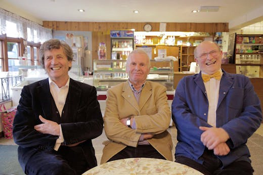 Melvyn Bragg Wigton to Westminster