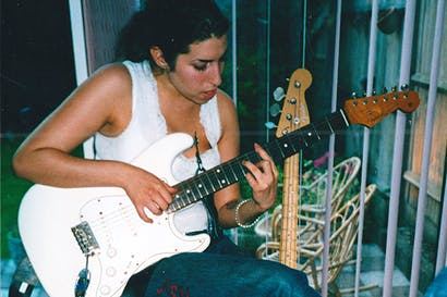 Amy Winehouse: 'not a fake bone in her tiny body'