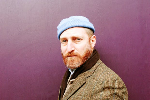 Jonathan Ames (Photo: Getty)